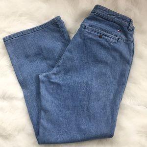 Y2K Plus Size Tommy Hilfiger Mom Jeans Festival
